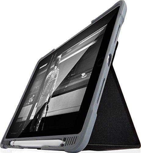 STM Bags Dux Plus Case Folio Schutzhülle für Apple iPad 9,7