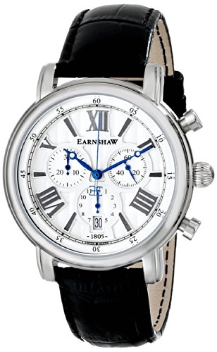 Thomas Earnshaw Men's ES-0016-01 Longcase Swiss Quartz Watch