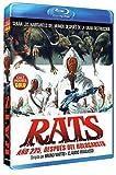 Riffs III - Die Ratten von Manhattan / Rats: Night of Terror ( Rats - Notte di terrore ) [ Spanische Import ] (Blu-Ray)