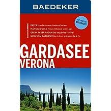 Baedeker Reiseführer Gardasee, Verona: mit GROSSER REISEKARTE