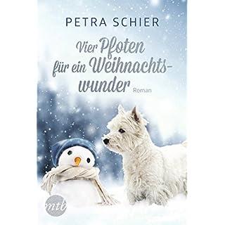 Vier Pfoten für ein Weihnachtswunder: Liebesroman