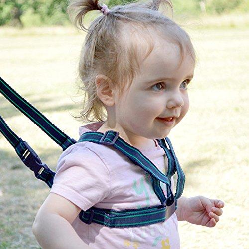 Baby walking Walk Hundegeschirr Schultergurt Sicher Schritte Safety 1st