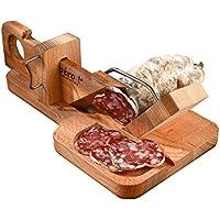 So Apéro ! Guillotine à Saucisson - l'Originale - Fabrication 100% Française - L'authentique guillotine à saucisson conçue en Savoie