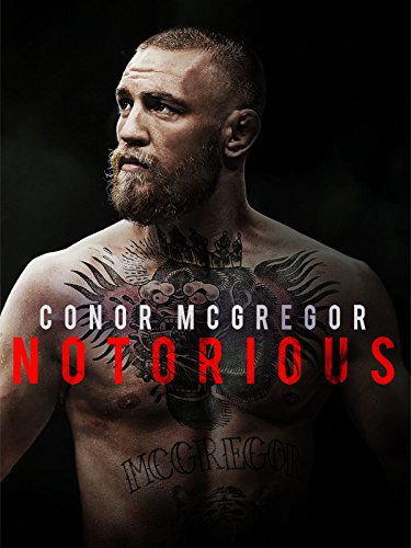 Conor McGregor - Notorious Cover