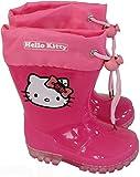 Hello Kitty Kinder Gummistiefel für Mädchen Teil-transparent pink (32)