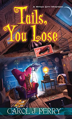Tails, You Lose (A Witch City Mystery Book 2) (English Edition)