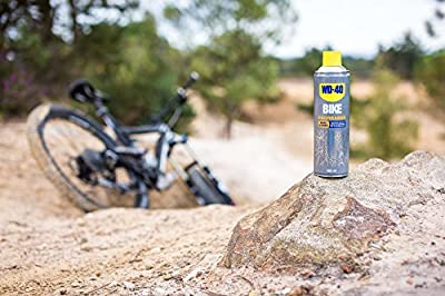 WD-40 BIKE 44704 500 ml Degreaser - Grey by WD40D