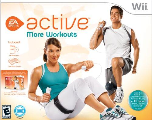 EA Sports Active: More Workouts -...
