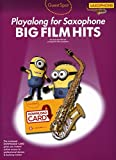 Big film hits - arrangiert für Alt-Saxophon + Download Card für mp3 Songdownload + Playalong per Internet [Noten / Sheetmusic] aus der Reihe: GUEST SPOT