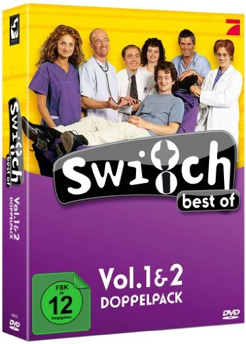 Switch - Best of, Vol.1 & 2 [2 DVDs]