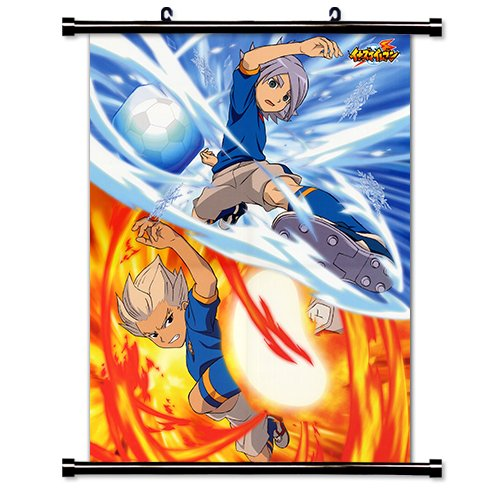 Inazuma Eleven Anime Fabric Wall Scroll Poster 16x21
