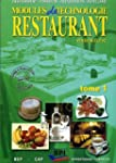 Modules de technologie de restaurant...