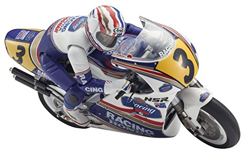 Kyosho RC Moto Honda NSR 5001991Kit Hanging On Racer