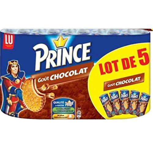 prince Biscuits aux céréales et au lait fourrés parfum chocolat - ( Prix Unitaire ) - Envoi Rapide Et Soignée