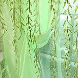 Produkt-Bild: Vorhänge ländlicher Stil Weide