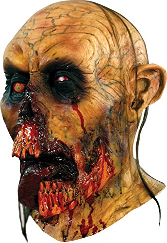 Zombie-Halloween-Maske Tongue (Ghoulish Kostüme)