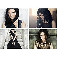 Set 4 Tovagliette Laura Pausini