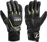 LEKI Worldcup Race Coach Flex S GTX - Handschuhe mit Trigger S - Black, Handschuhgröße Reusch & Fischer:8.5