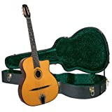 Gitane DG-255 Professional Gypsy Jazz Guitar with Hardshell - Best Reviews Guide
