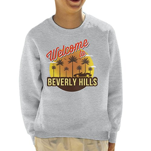 Coto7 Welcome to Beverly Hills Kid's Sweatshirt