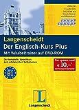 Langenscheidt Der Englisch-Kurs Plus - Set mit 3 Büchern, 8 Audio-CDs und DVD-ROM (Langenscheidt Die Sprachkurse Plus)