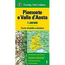 Piemonte : 1/200 000