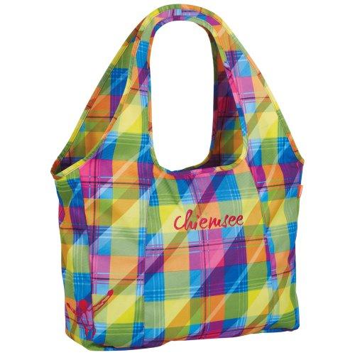 Chiemsee Handtasche Beachbag PLAID BLAZING