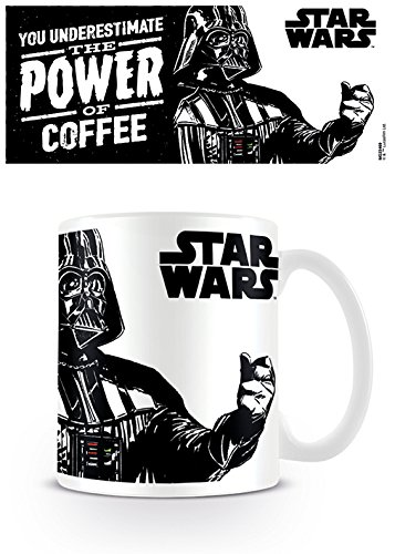 Star Wars Taza EP VII POER of Coffe