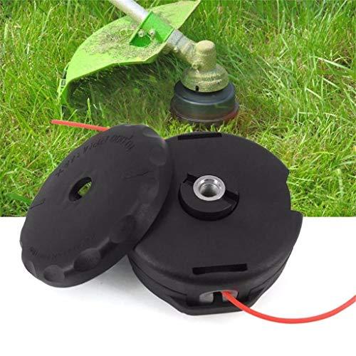 Sansee Tête de débroussailleuse pour Echo Speed-Feed 400 Head, SRM-225, SRM-230, SRM-210 String Trimmer