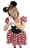 Rubies 3 888584 - Costume da Minnie, Taglia S