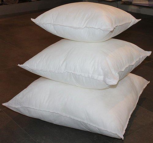 Imbottitura per cuscini arredo 40 x 40 cm top quality indeformabile cuscino