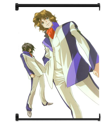 Fafner Anime Fabric Wall Scroll Poster (16 x 22) Inches