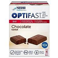 اوبتيفاست لوح الريجيم قليل السعرات الحرارية بطعم الشوكولاتة 420 غم