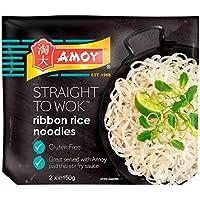 Amoy recta en Wok Tallarines de arroz 300g