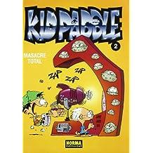 KID PADDLE 02. MASACRE TOTAL (CÓMIC EUROPEO)