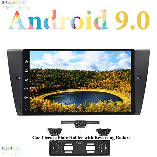 XISEDO Android 9.0 Autoradio 9 Pulgadas Car Radio 8-Core RAM 4G ROM...