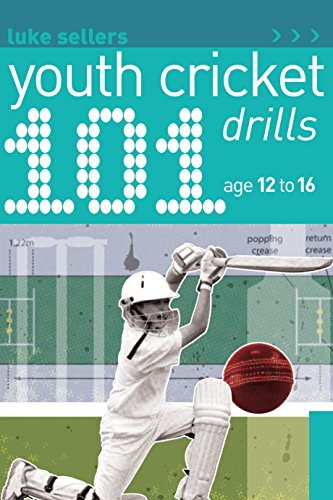 101 Youth Cricket Drills Age 12-16 (101 Drills) por Luke Sellers