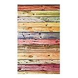 Demiawaking Bunte Holz Maserung Fotografie Hintergrund Foto Hintergrund Tuch Fotostudio Requisiten