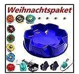 Kampfkreisel Mega Set 10 XXXL 8 Kampfkreisel Metal Fusion 4D SET für beyblades BOX-2