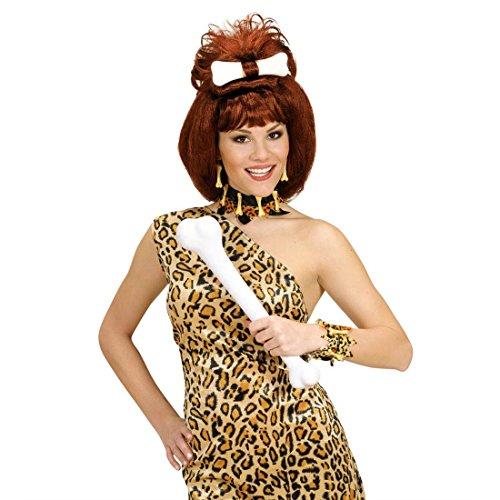 hen Ohrringe Steinzeit Urmensch Ohrschmuck Zulu Ohr Schmuck Dschungel Tarzan Knochenschmuck Halloweenparty Halloween Party Accessoires Karneval Kostüm Zubehör (Tarzan Kostüm Zubehör)