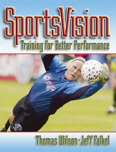 SportsVision: Training for Better Performance por Thomas A. Wilson