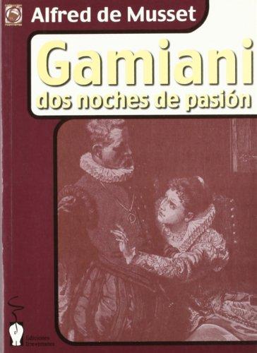 Gamiani: Dos Noches De Pasión