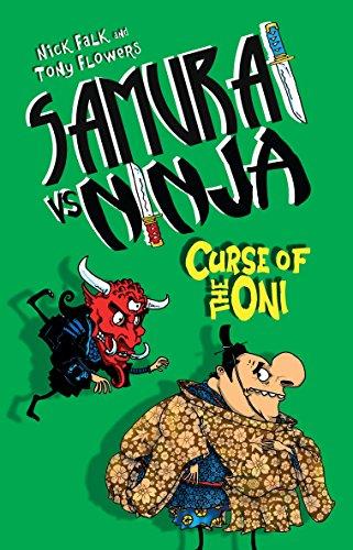 Samurai vs Ninja 4: Curse of the Oni (English Edition) eBook ...