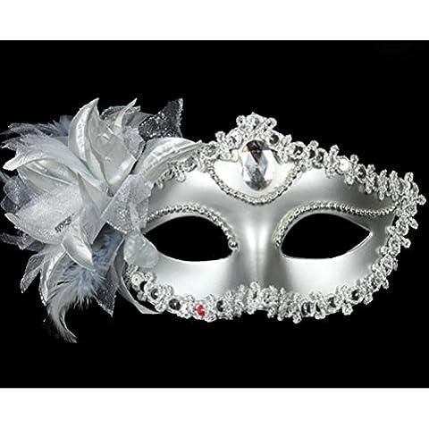 Clown Mystique - IPUIS Masque Masquerade Adulte Masque Vénitien Princesse