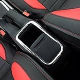 ABS Chromé Intérieur avant Accoudoir Cadre décoratif Coque Trim 1 pcs pour Accessoire de voiture PG2008