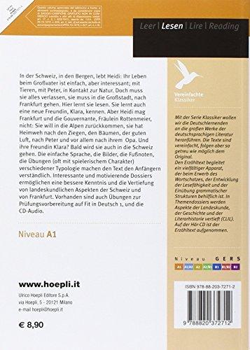 Zoom IMG-1 heidi lingua tedesca