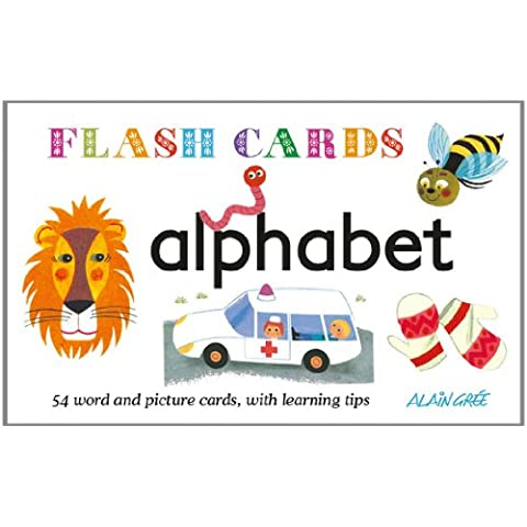 Alphabet (Flash Cards)