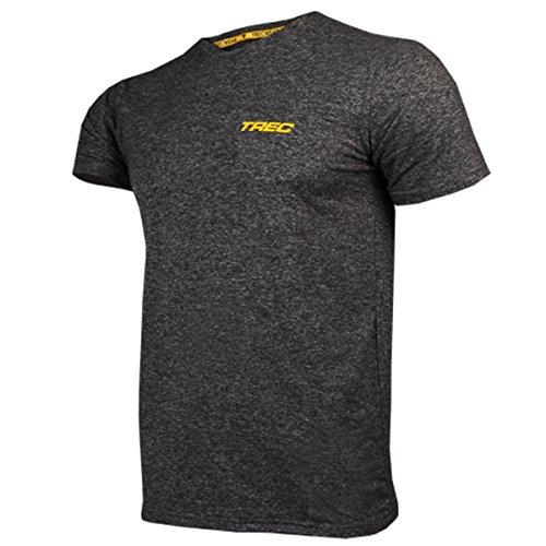TREC WEAR - Maglietta sportiva - Basic -  uomo Grigio