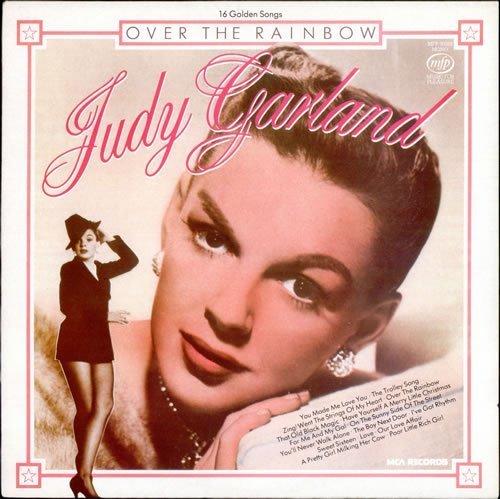 Over the rainbow - 16 Golden Songs / MFP 50565 (Over Rainbow Lp The Judy Garland)