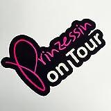Prinzessin on Tour Aufkleber Auto Tuning Sticker Oem Shocker JDM dapper illest